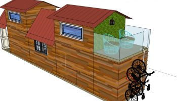 Tiny House Concept – Lori Wyatt